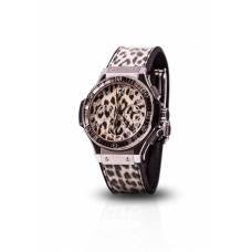 Hublot Big Bang Snow Leopard